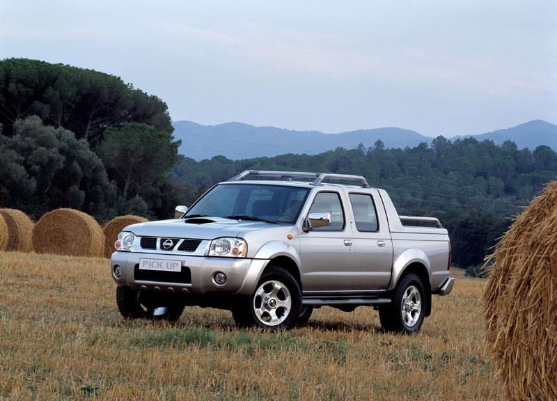 Nissan Pick-Up Фото Ni…