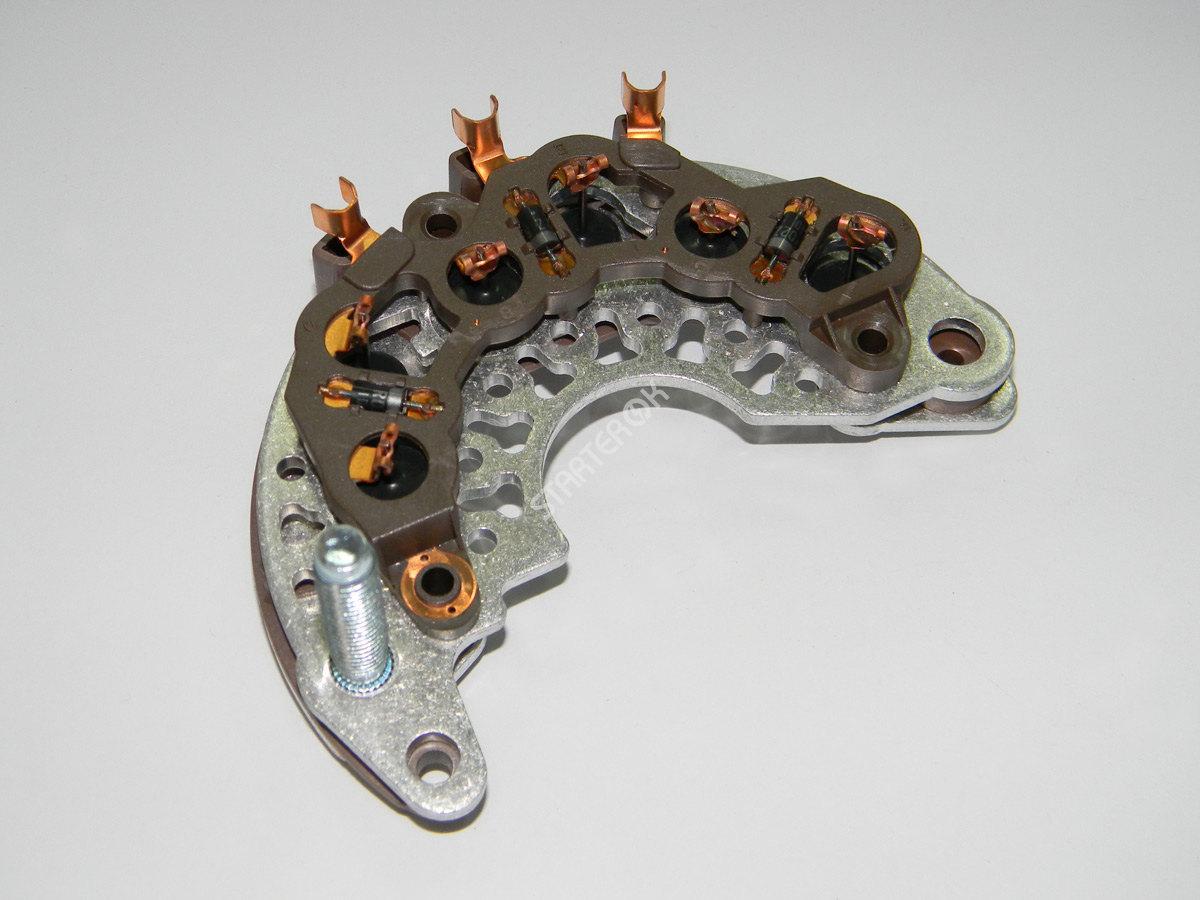Ремонт генератора шевроле круз своими руками