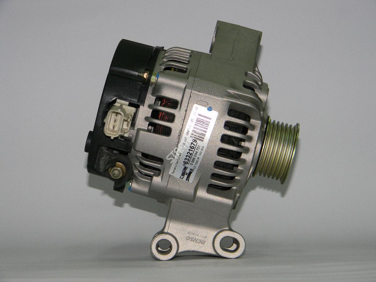 Форд фокус 2 генератор замена щеток 8 фотография