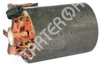 Корпус с обмоткой возбуждения и щеточным узлом, стартер CARGO 1BFB0017224
