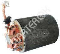 Корпус с обмоткой возбуждения и щеточным узлом, стартер CARGO 1BFB0017225