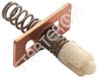 Подвижный контакт втягивающего реле, стартер CARGO 1SLC0194344