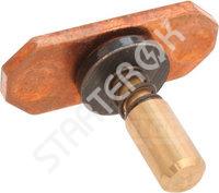 Подвижный контакт втягивающего реле, стартер CARGO 1SLC0195725