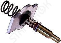 Подвижный контакт втягивающего реле, стартер CARGO 1SLC0195734