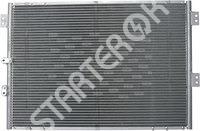 Радиатор кондиционера CARGO 3CND0268556