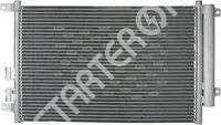 Радиатор кондиционера CARGO 261019 на Alfa romeo GT  1.9 JTD [937A5.000]  11.2003-
