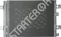 Радиатор кондиционера CARGO 3CND0268636