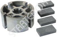 Ротор вакуумного насоса CARGO 2RVP0025204