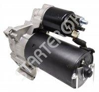 Стартер BOSCH 0001148010 восстановленный на Bmw 4 series 420 2.0 Diesel (F33)[N47D20C]  10.2013-