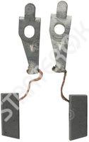 Угольные щетки к-т, генератор CARGO 2BRA0019841