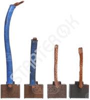 Угольные щетки к-т, стартер CARGO 1BRH0006335